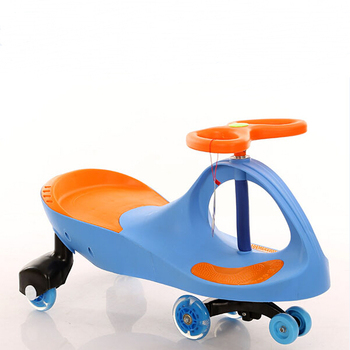 china factory baby swing slide car eco friendly kids ride on plasma car with 4