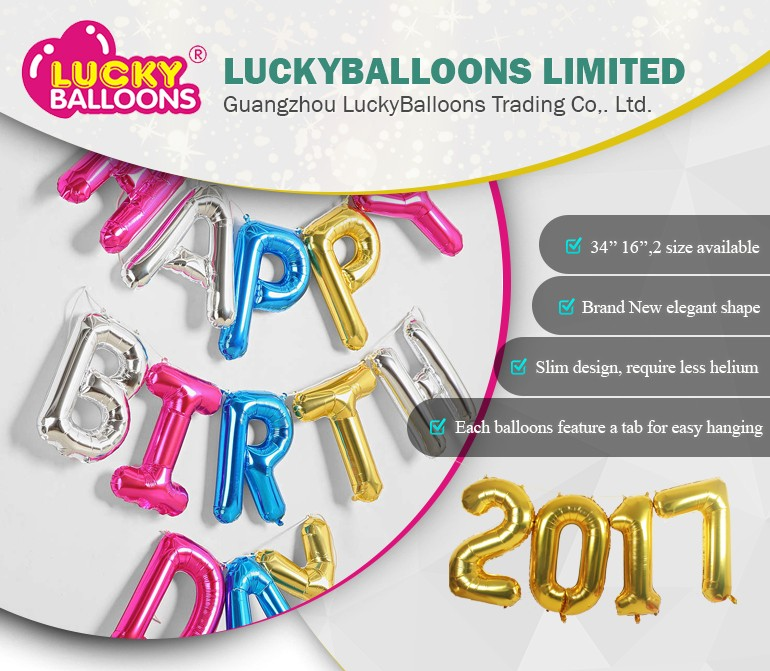 China Wholesale Personalized Number Helium Foil Balloon Making ...