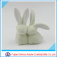easter decoration and gift ceramic rabbit