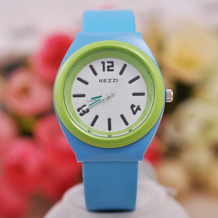 2016 new KEZZI Children Watch Fashion Casual Watches Quartz Wristwatches Kids Clock boys girls Students Wristwatch