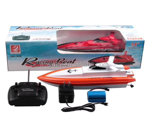 Hot Selling! Newest Flying Fish 4ch high speed rc racing boat toys