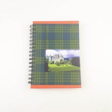 OEM printed midori inspirational mini blank notebook for drawing