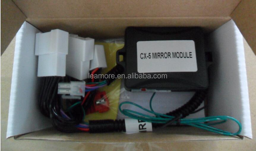 Auto Folding Car Side Mirror Module Dc 12v Universal Car