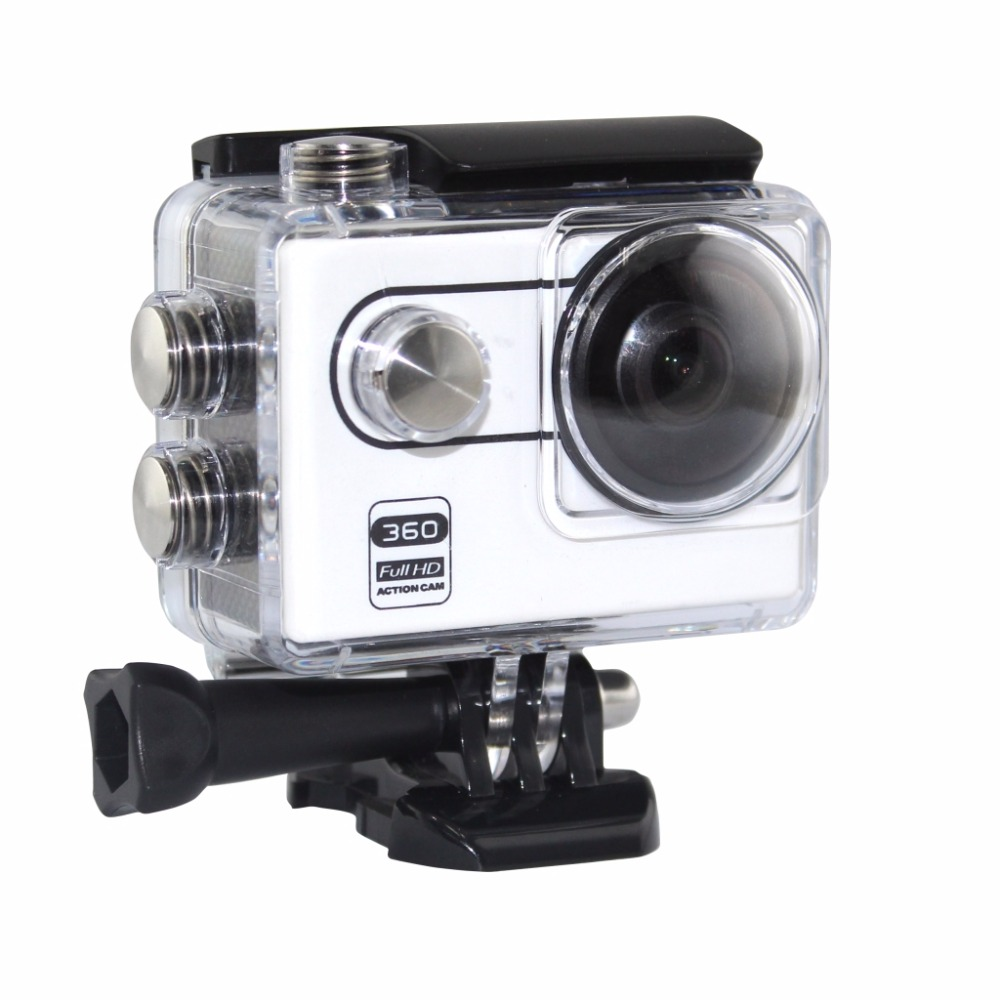 Popular Sport action camera with 360 panorama camera