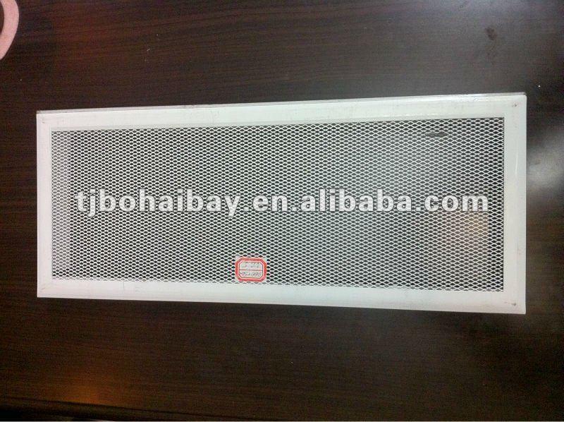 Chemin e grilles de ventilation syst me cvc et composants - Grille ventilation cheminee ...