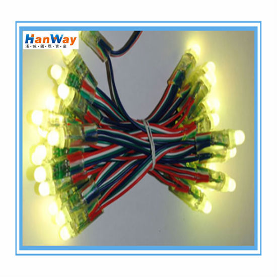 5V 12mm small single led light, LED pixel light, led pixel module