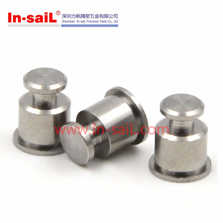 Fastener supplier stainless steel self-clinching slide-top standoffs for sheet metal manufacturer