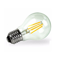 6w 8w 12w e27 led filament bulb light lamp