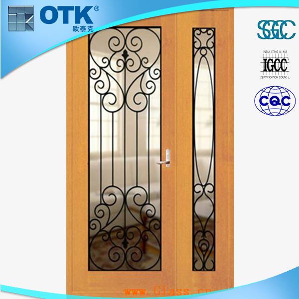 2016 High Quality New Design Iron Grill Design Window