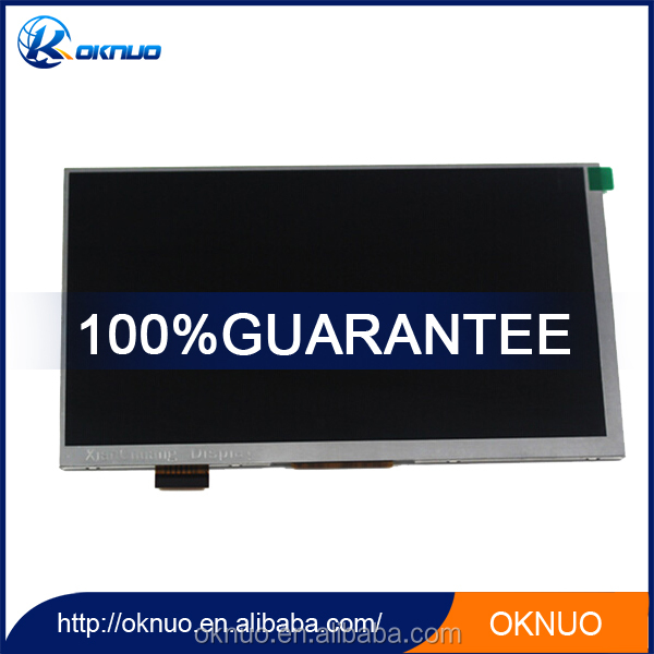 Original 7'' Inch Tablet PC LCD Display For Colorful E708 3G LCD Screen YQL070DIPS-I Display Panel Replacement (163*97mm)