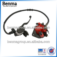 Hot Sell GS125 Hydraulic Brake Caliper, Motorcycle GS125 Disc Brake Caliper, for GS125 Parts!!!