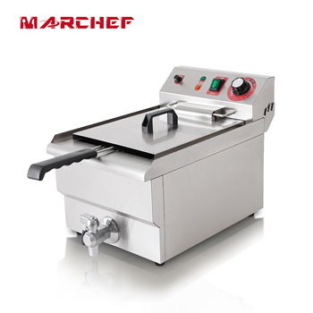 10L Commercial Electric Deep Fryer for restaurant