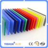 wholesale high gloss surface color acrylic sheet price