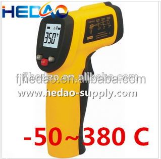 Temperature Gun Non-contact Infrared IR Laser Digital Thermometer thermal imaging