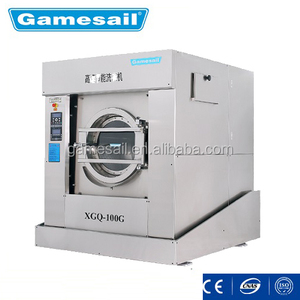 304 SUS Drum type industrial laundry washing machine price