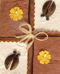 Thai Nuty Handy Craft Card Paper