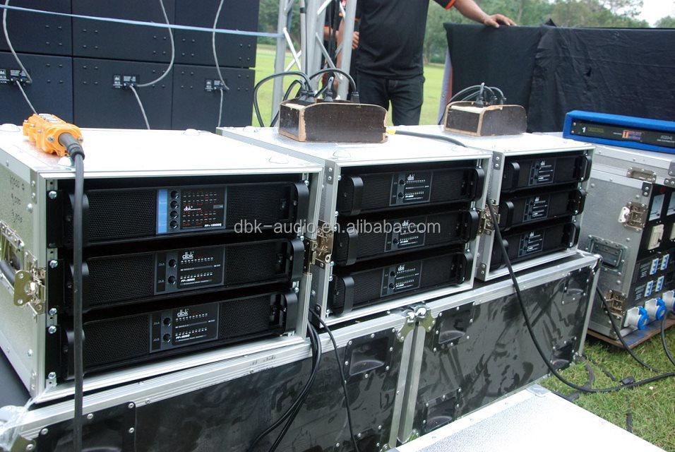 1500w 2 Channels Line Array Amplifier (fp9000) From Guangzhou ...