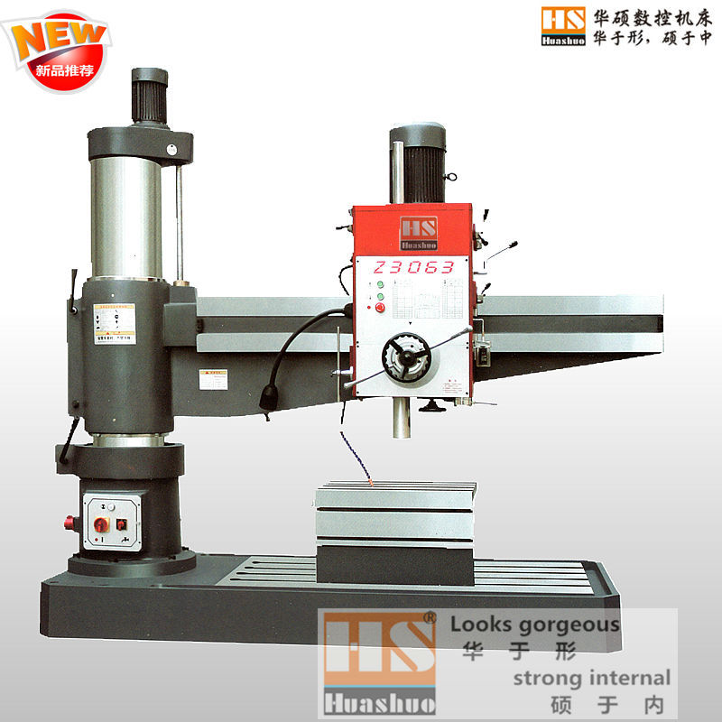 Z3063*20/I full hydraulic radial drilling machine large industrial drilling <strong>hole</strong> processing drilling machine
