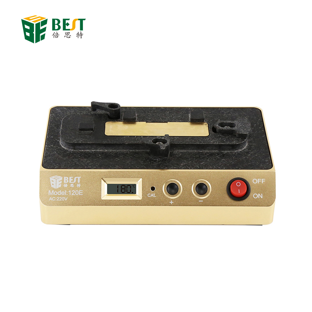 Best-120e Factory Direct Sales Intelligent Disassembly Welding Platform  Motherboard A8 A9 A10 Cpu Chip Remove Tool - Buy Welding Platform,Remove