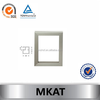 aluminum window frame parts mkat