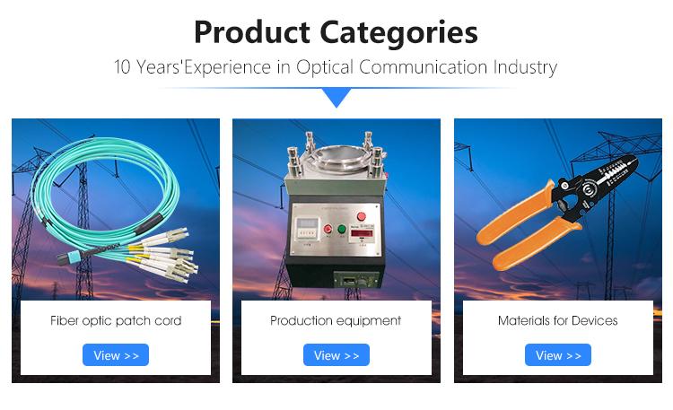 China Damu dengan Harga Murah Harga Diskon Memproduksi Grosir + Fiber Optik + Peralatan Kabel Serat Alat