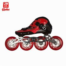 Rolo <span class=keywords><strong>Inline</strong></span> Velocidade <span class=keywords><strong>Patins</strong></span> de Velocidade em linha Profissional