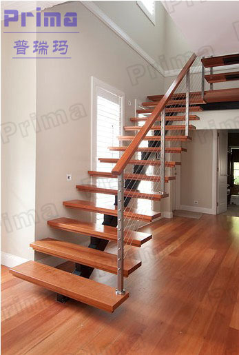 Wooden Timber Staircase Stair Builders