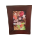 4x6 5x7 8x10 Antique wood picture photo frame with floor standing/wall hanging