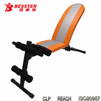 Bst Js-005d Ab Abdominal Bench Fitness Equipment Names Of Exercise ...
