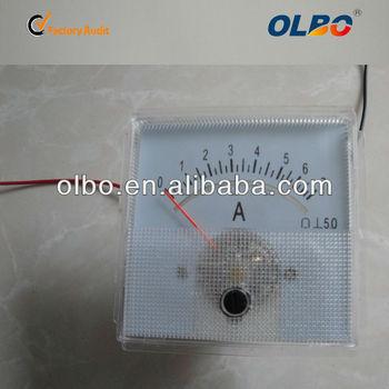 Analog Panel Meter/dc Panel Meter