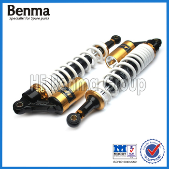 Motorcycle Rear Air Shock Absorber ATV Adjustable Air Shock Absorber with Factory Price