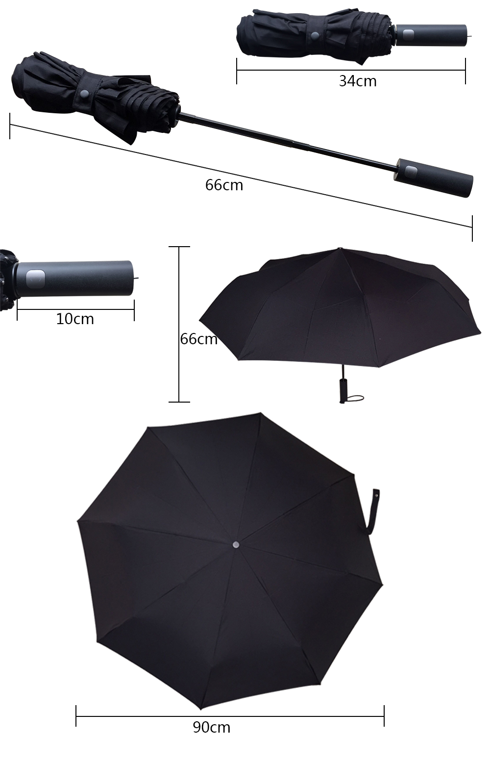036df384f345 Xiaomi Mijia Automatic Sunny Rainy Umbrella Aluminum Windproof Waterproof  Uv Umbrella - Buy Xiaomi Umbrella,Umbrella,Uv Umbrella Product on ...