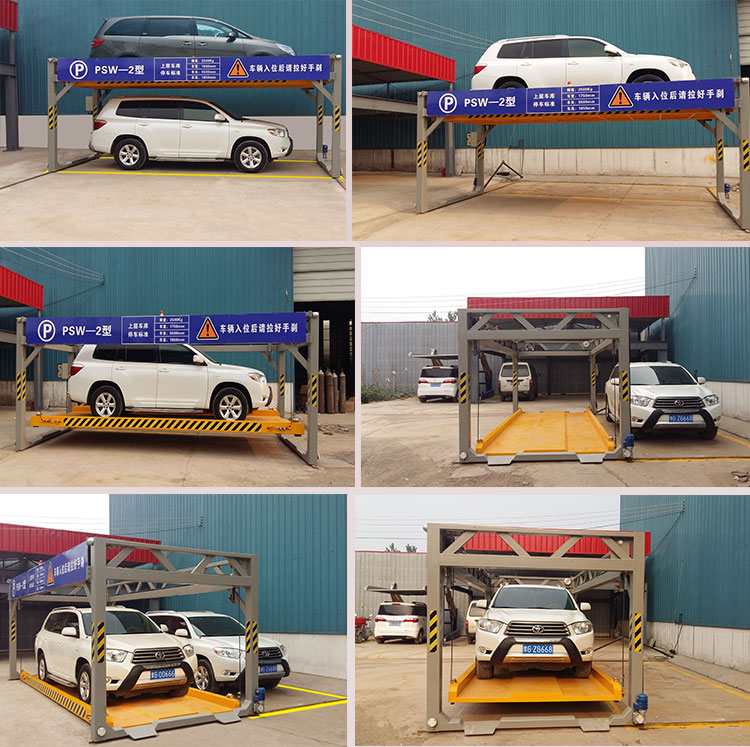 Hot Sale 4 Post Car Lift Used Home Garage For Sale - Buy Car Lift Home  Garage,Elevator Parking System,2 Level Parking Lift Product on Alibaba com