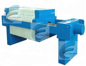 Manual Hydraulic Small Size Filter Press,Manual Hydraulic Operation Filter Press