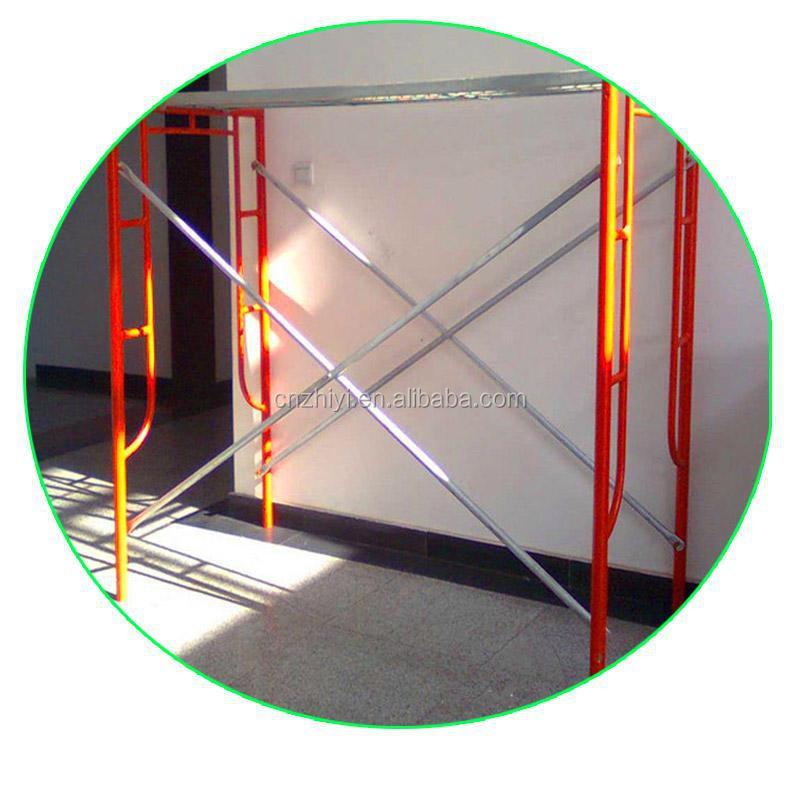 Alta Seguridad Escalera Marco Andamios Abrazadera Giratoria O ...
