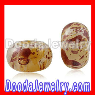 Large Hole Acrylic Beads For Jewelry Wholesale