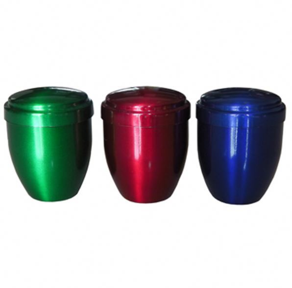 Customized Colors Of Casket Coffin Brass Pet Cremation Urns