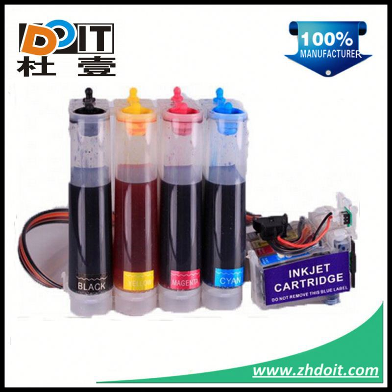 printer part T0711-4 ciss refill kits for epson DX7450 with high quality