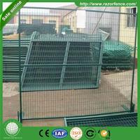 temporary barrier fence system nylon fence netting with CE certificate