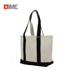 Ginzeal Excellent Quality Canvas Bag Cotton Canvas Tote Bag