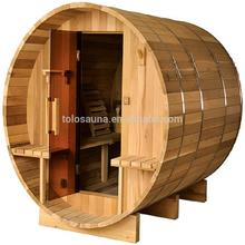Traditionele Fins Grenen/Red Cedar Outdoor <span class=keywords><strong>Barrel</strong></span> <span class=keywords><strong>Sauna</strong></span>