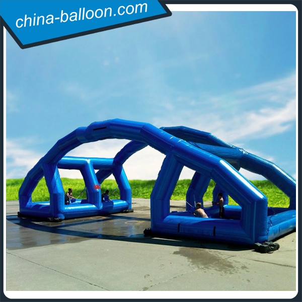Inflatable Water Balloon Battle