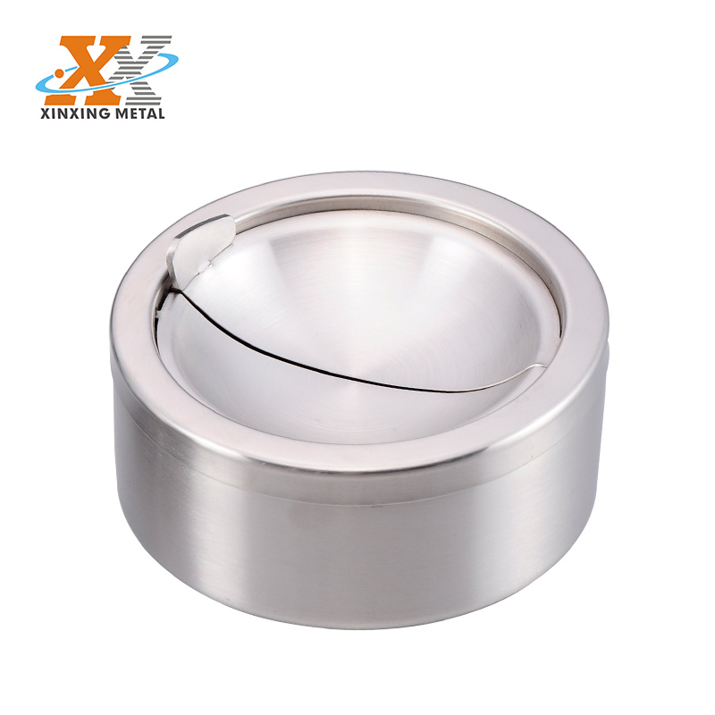 New Item Stainless Steel Pocket Ashtray Outdoor Ashtray Wholesale