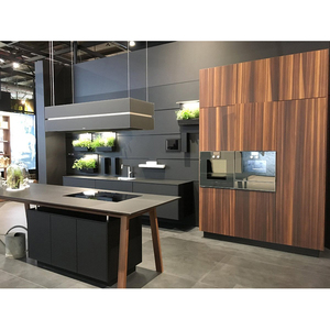Flat Pack (Customized Designs) kitchen furniture poland, ready made kitchen cabinets hpl kitchen