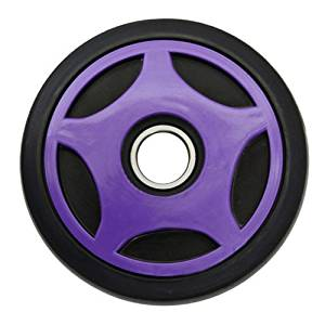 PPD Purple Idler Wheel 5 5/8'' O.D X 5/8'' I.D. for ARCTIC CAT Cheetah Touring 1987-1991