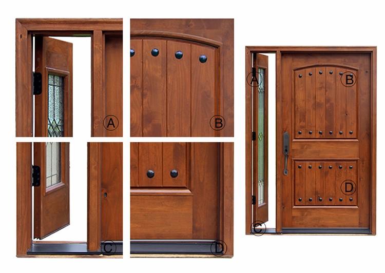 Cancelli Di Legno Prezzi : Villa esterno cancello di metallo prezzi solido legno di quercia