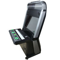 good quality coin pusher type arcade taito vewlix game machine with 520 in 1 games