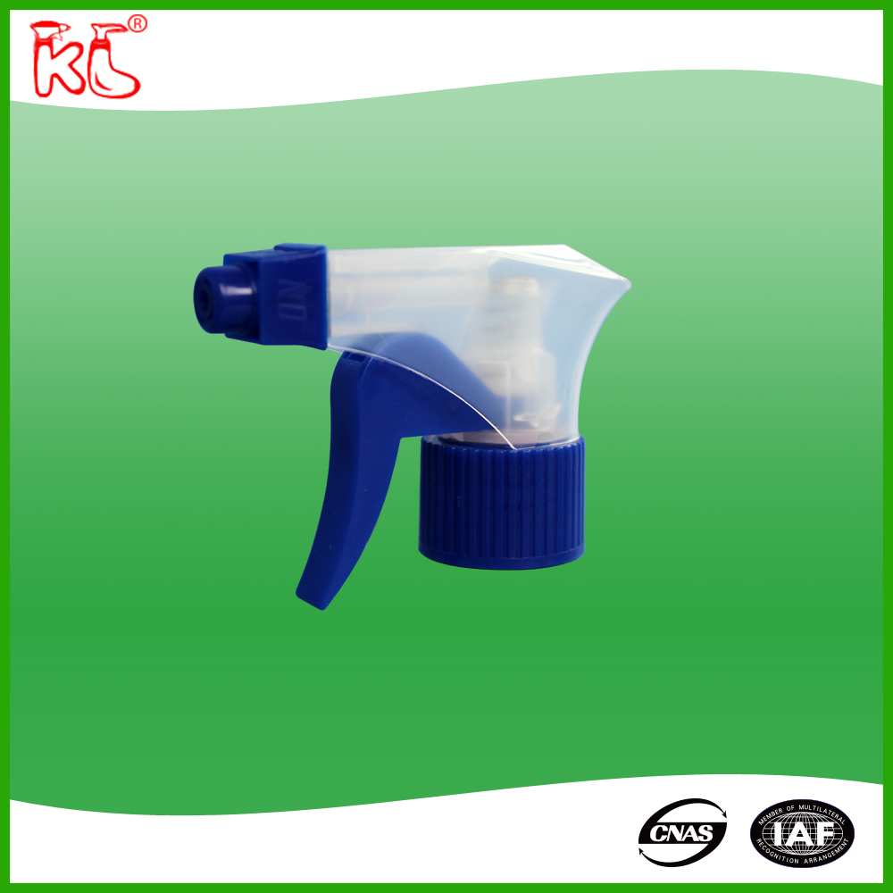 HDPE plastic shampoo bottle greenhouse stainless washing used mist high pressure adjust nozzle trigger sprayer