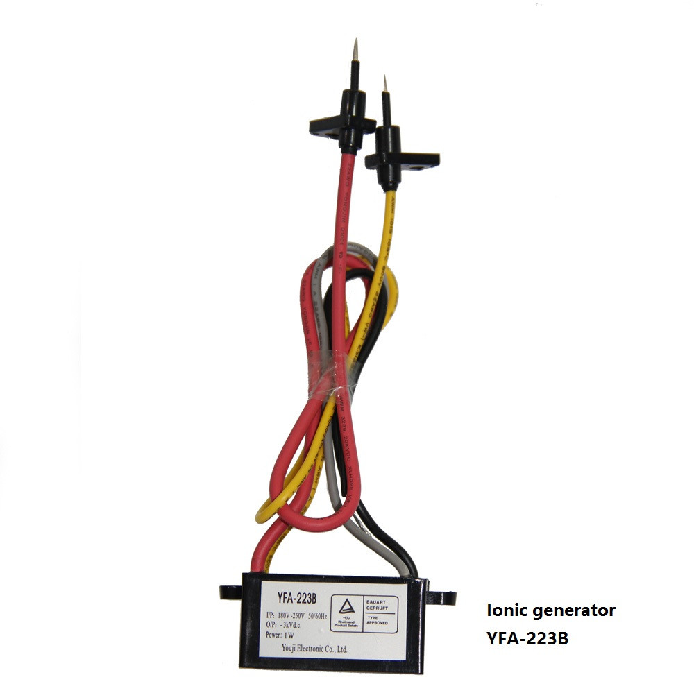 12v DC negative ion generator ionic for hair dryer from CIXI WODE