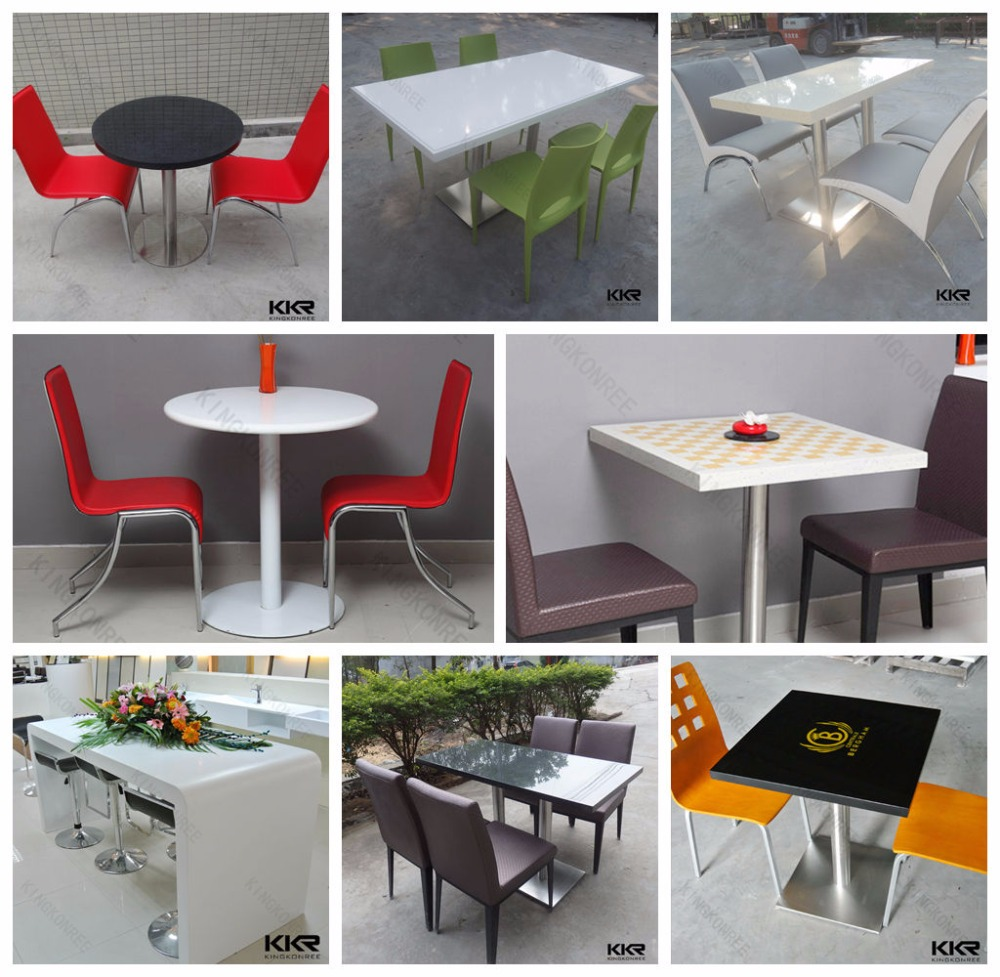 Restaurant furniture tables - Modern Restaurant Furniture Indoor Italian Marble Tables